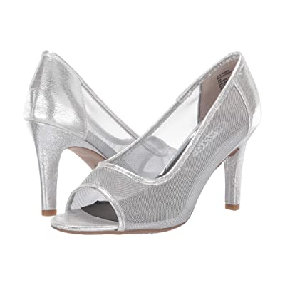 Rialto Rosy (Silver/Mesh/Metallic) Women