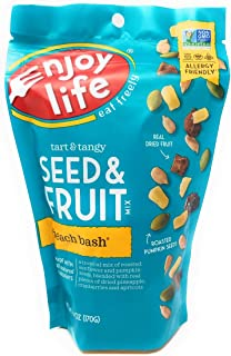 Enjoy Life Not Nuts Seed and Fruit Mix, Beach Bash, 6 oz