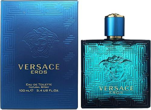 Versace Eros Eau de Toilette for Men, 100ml product image