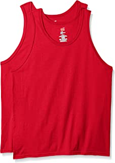 6ec0c85e7374b Amazon.com  Reds - Tank Tops   Shirts  Clothing