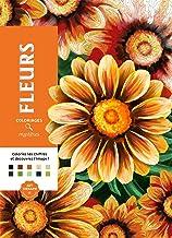 Livres Coloriages mystères Fleurs: Coloriez les chiffres et découvrez l'image PDF