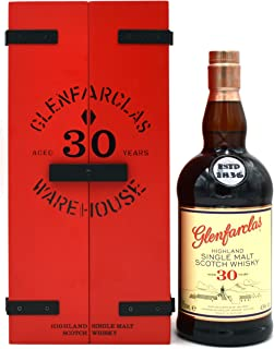 Rarität: Glenfarclas Single Malt Whisky 30 Jahre 0,7l Limited Edition