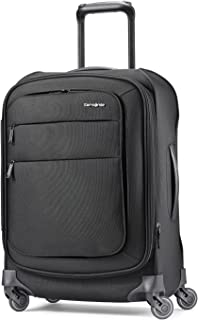 Flexis Softside Luggage with Spinner Wheels