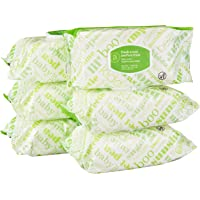 480-Count Amazon Elements Baby Wipes Flip-Top Packs