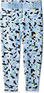 Under Armour Girls Armour HG Printed Ankle Crop TIGHTS