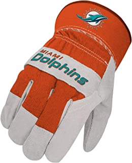 NFL Unisex NFL The Closer Work Gloves