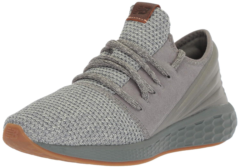 New Balance(ニューバランス) メンズ 男性用 シューズ 靴 スニーカー 運動靴 Fresh Foam Cruz v2 Decon - Sedona Sage/Stone Grey 10.5 D - Medium [並行輸入品]