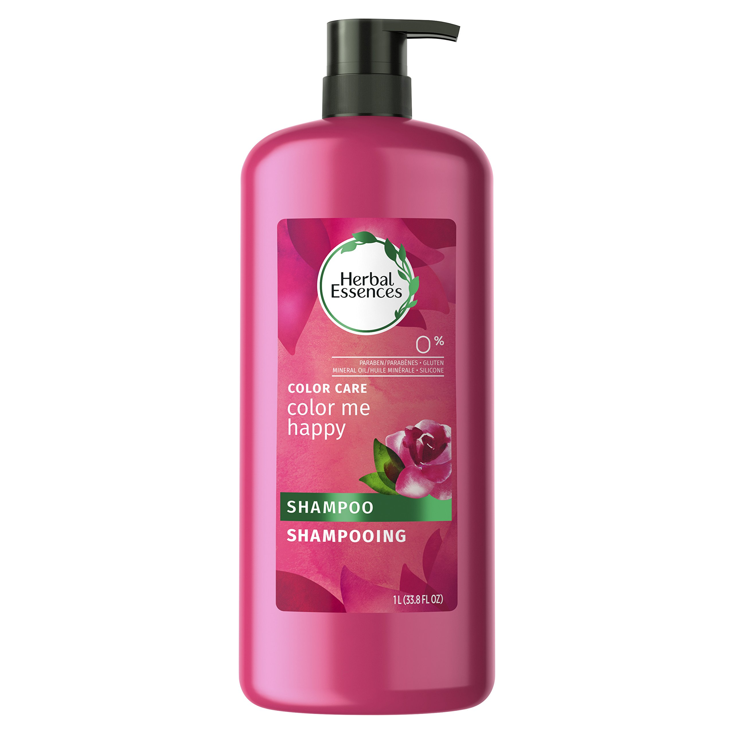 Herbal Essences Shampoo Color Treated Packaging