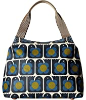 Orla Kiely - Love Birds Print Classic Zip Shoulder Bag