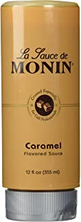 Monin Sauce - Caramel - SQUEEZE