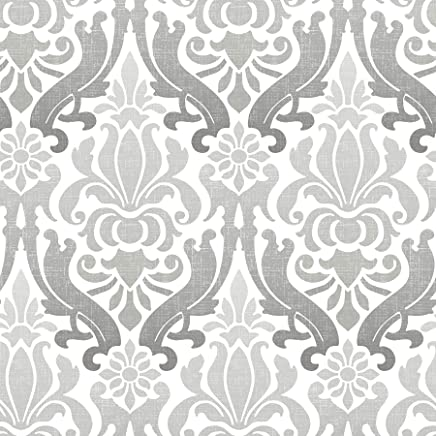 Eades Wallpaper And Fabric Amazon Com Brewster Home Fashions