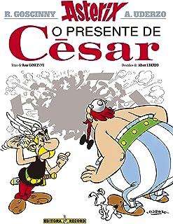 Asterix - O Presente De César - Volume 21
