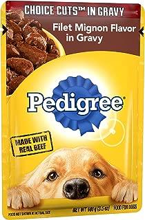Pedigree Choice Cuts in Gravy Filet Mignon Flavor Adult Wet Dog Food