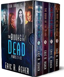 The Books of the Dead, Parts 7-10: Vesik 15-18 (Vesik Series Box Set Book 5) (English Edition)