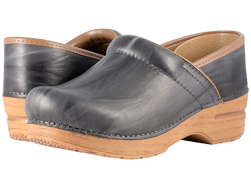 Dansko Professional (Grey Scrunch) Women