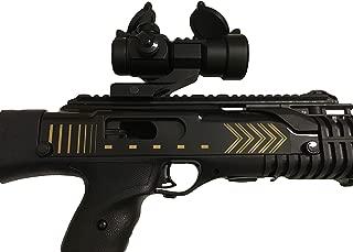 Tejas Products Hi-Point Carbine Self Adhesive Decorative 2 Piece Sticker Set - Gold Arrow
