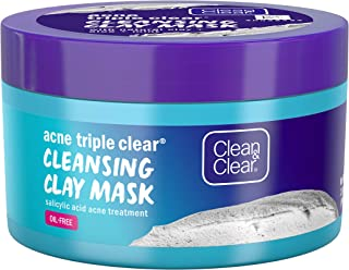 Best clean and clear acne clay mask Reviews