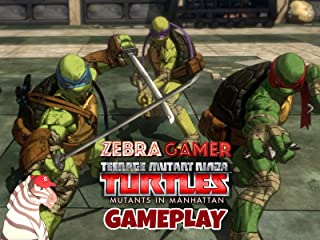 Clip: Teenage Mutant Ninja Turtles: Mutants in Manhattan Gameplay