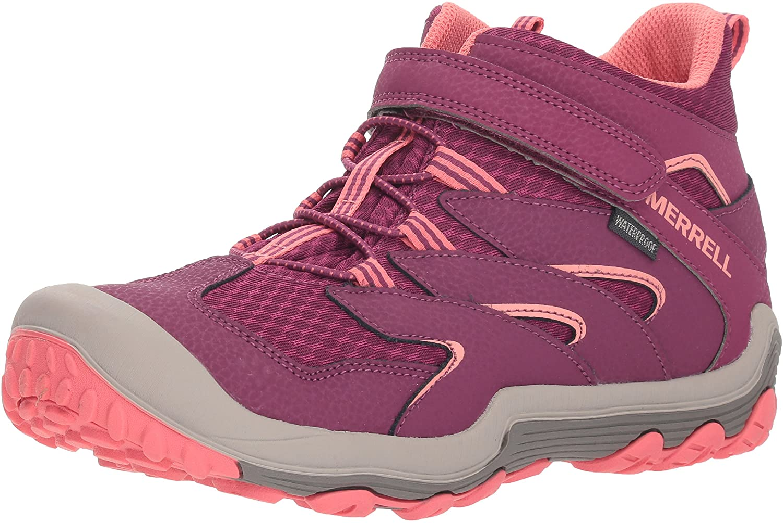 Merrell Unisex-Child M-Chameleon 7 Access Mid a/C WTRPF Hiking Shoe