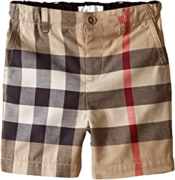 Burberry Kids - Military Chino Shorts (Infant/Toddler)