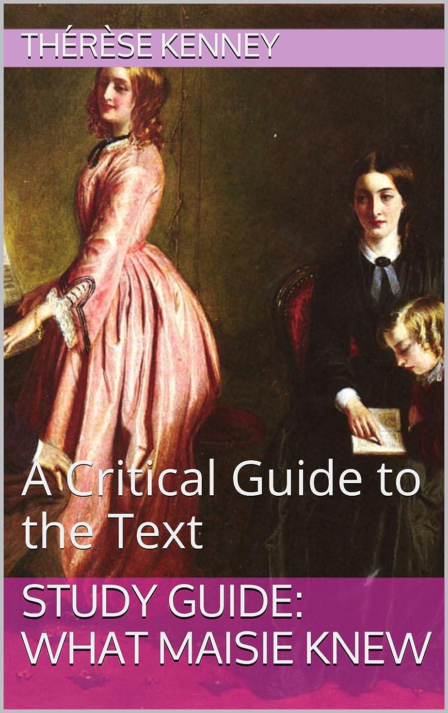 存在風景三角Study Guide: What Maisie Knew: A Critical Guide to the Text (English Edition)