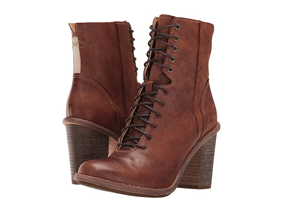 Timberland Timberland Boot Company Marge Mid Boot (Dark Russet Vintage) Women