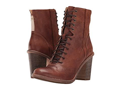 Timberland Timberland Boot Company Marge Ankle Boot Womens Dark Russet Vintage G61395DD Boots