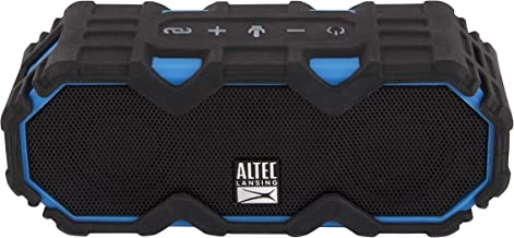 $69 » Altec Lansing IMW479 Mini LifeJacket Jolt Heavy Duty Rugged Waterproof Ultra Portable Bluetooth Speaker up to 16 Hours of ...
