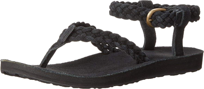 Teva Woherrar Original mocka Brade Brade Brade Ankle -Strap Sandal  fashional butik till salu