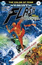 DC Universe Rebirth The Flash (2016-) #24 1st Printing