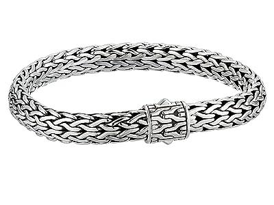John Hardy Classic Chain Medium Bracelet (Silver) Bracelet