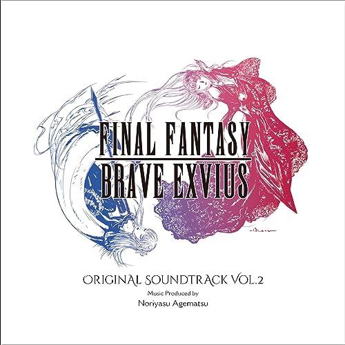 FINAL FANTASY BRAVE EXVIUS Original Soundtrack Vol.2