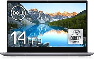 Dell モバイル2-in-1ノートパソコン Inspiron 14 5400 グレー Win10/14FHD/Core i7-1065G7/8GB/512GB SSD MI574CA-ANL