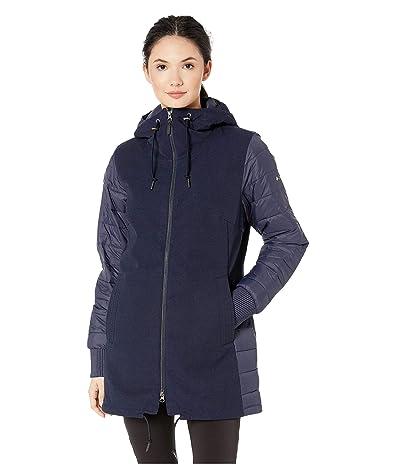 Columbia Boundary Baytm Hybrid Jacket (Dark Nocturnal Heather) Women