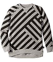 Striped Sweatshirt (Little Kids/Big Kids)