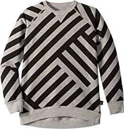 Striped Sweatshirt (Little Kids/Big Kids)