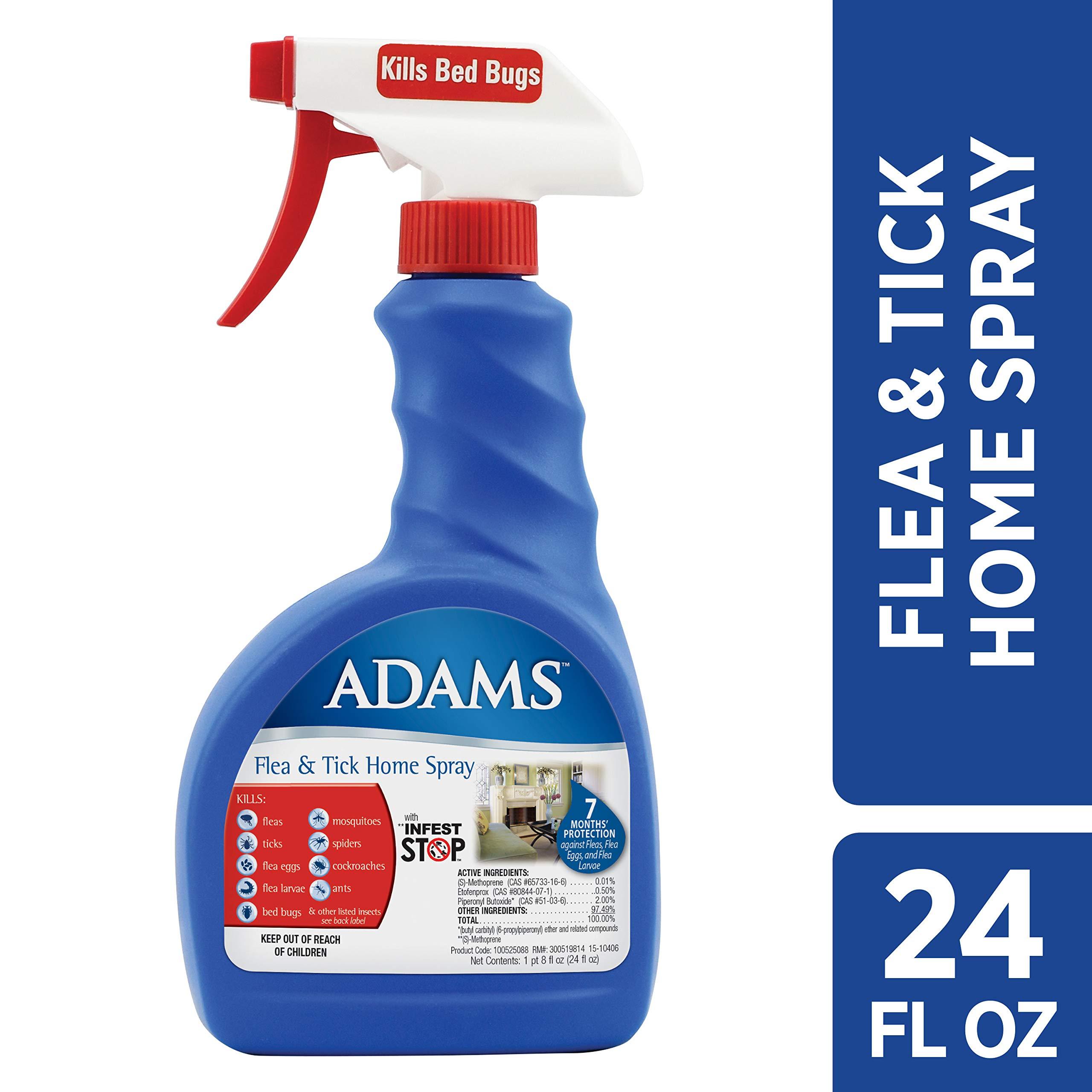 Adams Flea Tick Home Spray