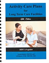 activity care plans for long term care facilities
