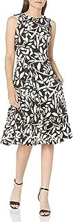 Calvin Klein Women's Princess Seamed Dress
