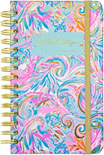 $22 » Lilly Pulitzer Medium 2020-2021 Planner Weekly & Monthly, Dated Aug 2020 - Dec 2021, 17 Month Hardcover Agenda with Note/A...
