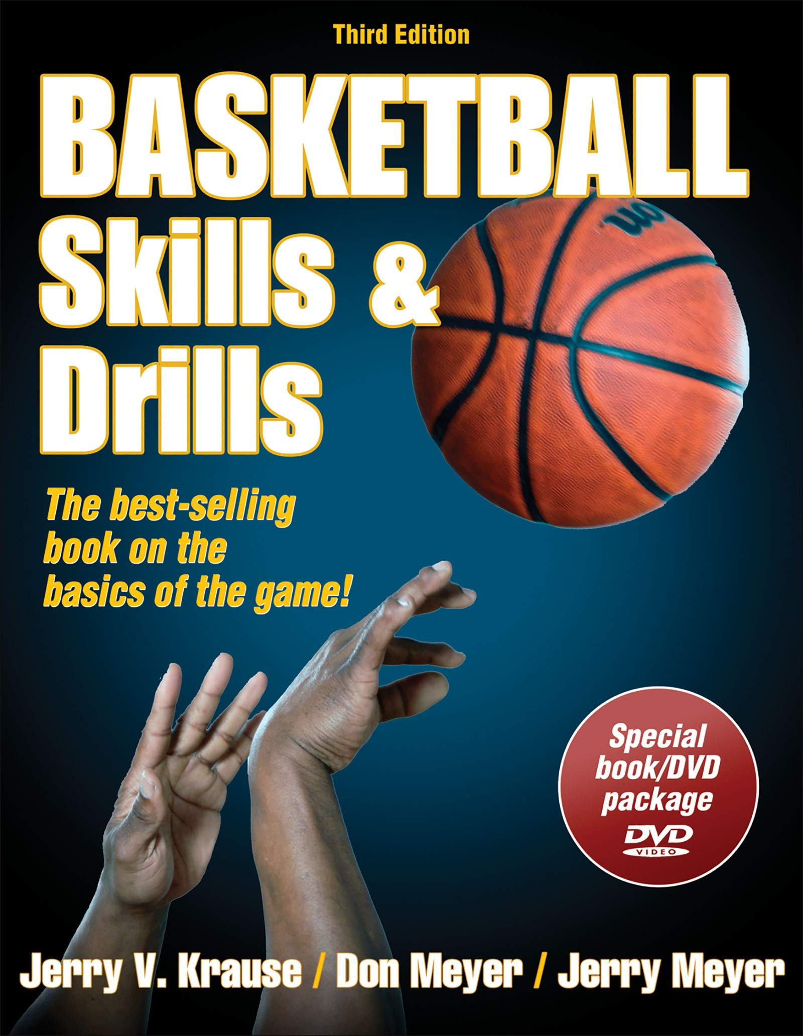 Image OfBasketball Skills & Drills (English Edition)