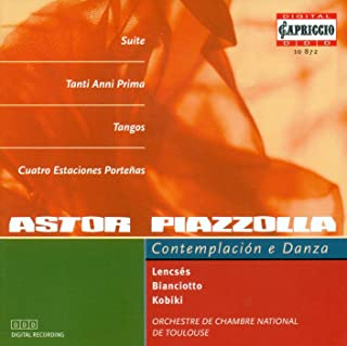 Best astor piazzolla tango suite Reviews