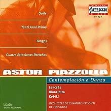 Piazzolla, A.: Suite for Oboe and String Orchestra / Las Cuatro Estaciones Portenas / 2 Tangos / 2 Pieces / Tanti Anni Prima / Oblivion