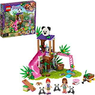 LEGO Friends Panda Jungle Tree House 41422 Building Toy;...
