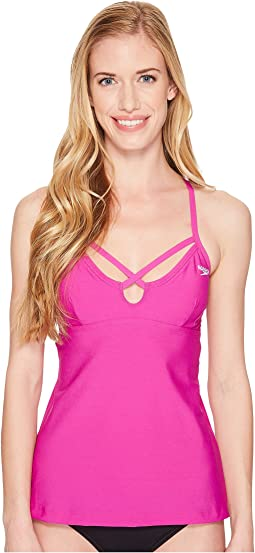 Speedo - Aqua Elite Strappy Tankini