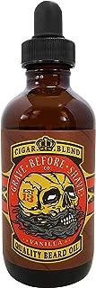 Grave Before Shave Beard Oil (Cigar Blend) 4 oz. Bottle