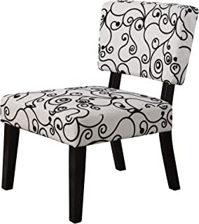 Linon Home D/écor AMZN1117 Chair Black