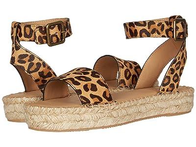 Soludos Cadiz Sandal (Leopard) Women