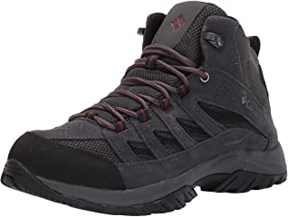 Columbia Men's Crestwood Mid Waterproof Hiking Shoe
