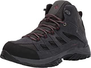 Men's Crestwood Mid Waterproof Hiking Shoe